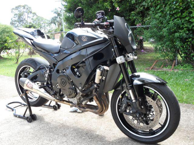2008 GSXR750